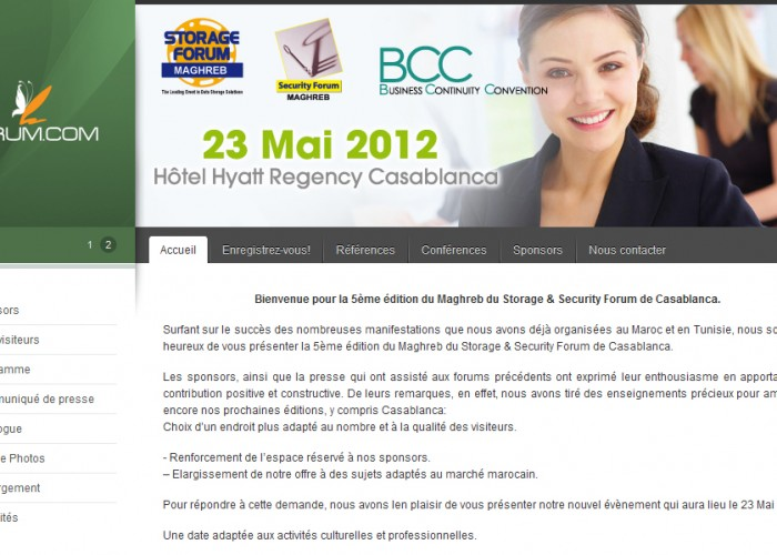 Security Forum de Casablanca